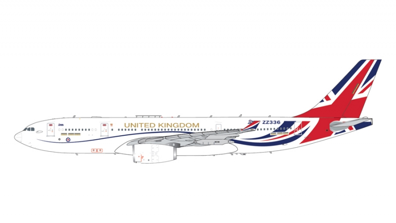 1:200 Royal Air Force A330M ...