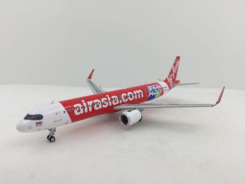 1:400 Air Asia A321neo (A321 Go Lively)