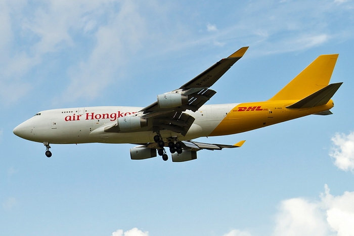 1:400 Air Hong Kong / DHL B ...