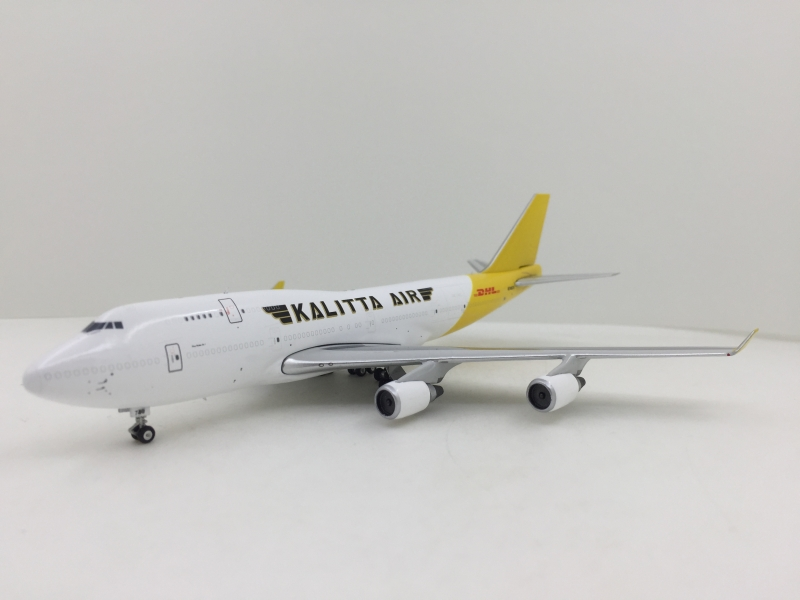 1:400 Kalitta Air / DHL B74 ...