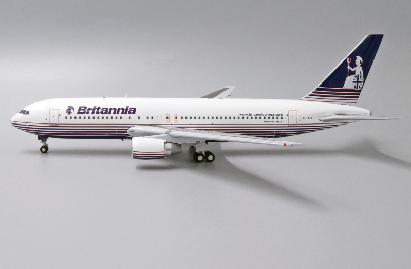 1:200 Britannia Airways B76 ...