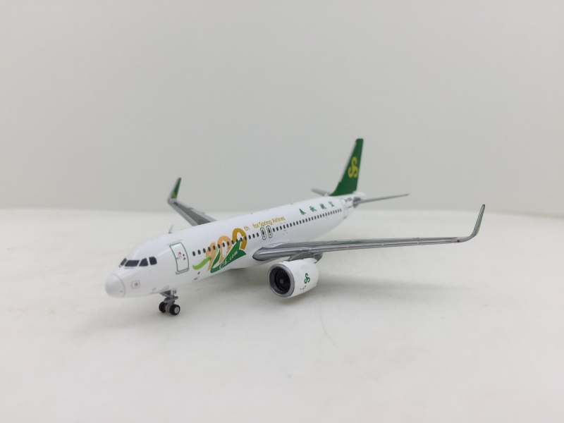 1:400 Spring Airlines A320n ...