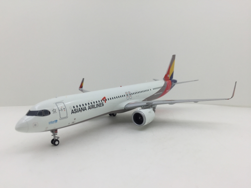 1:200 Asiana Airlines A321n ...