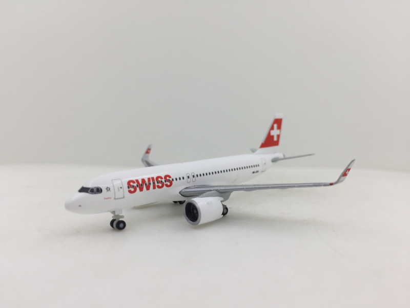 1:500 Swiss International Airlines A320neo