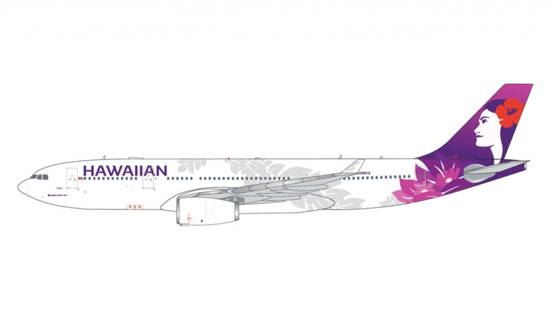 1:400 Hawaiian Airlines A33 ...