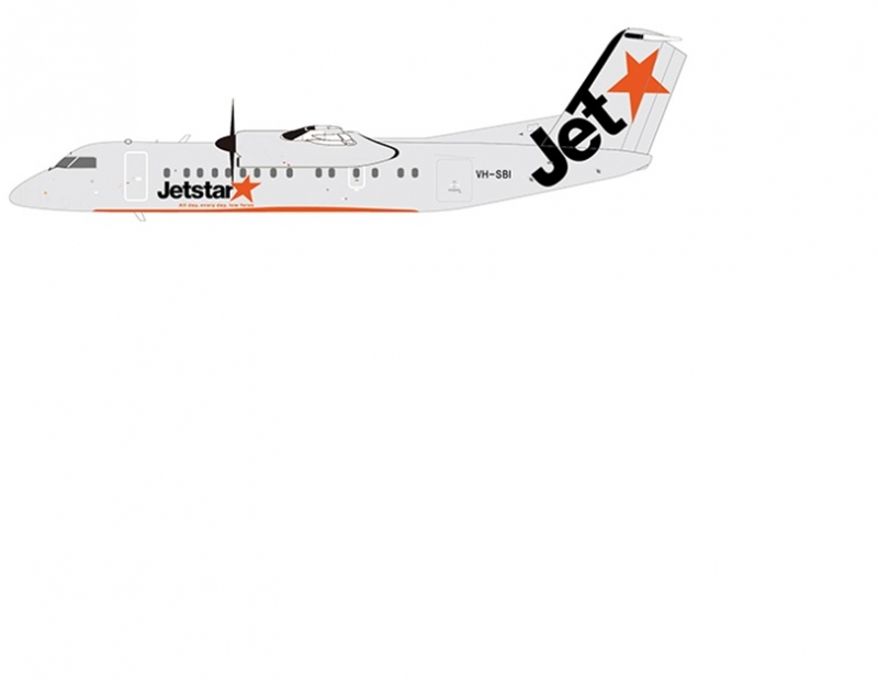 1:200 Jetstar Airways Dash8 ...