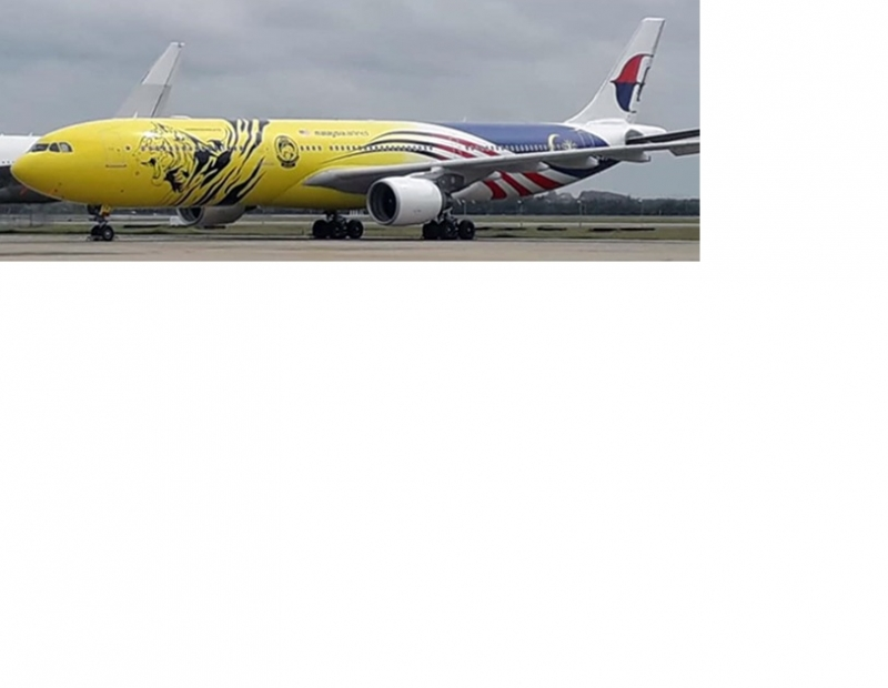 1:200 Malaysia Airlines A330-300 ( Pre Order)