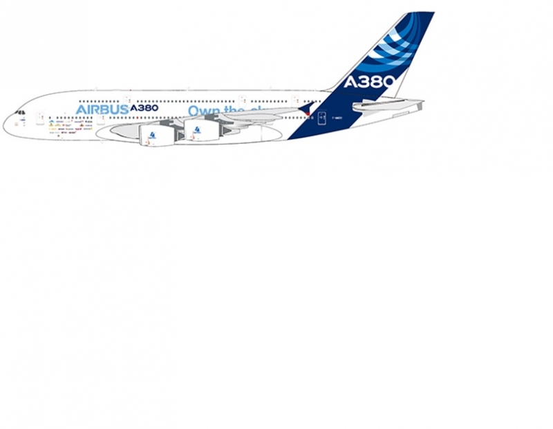 1:400 House Colour A380 ( P ...