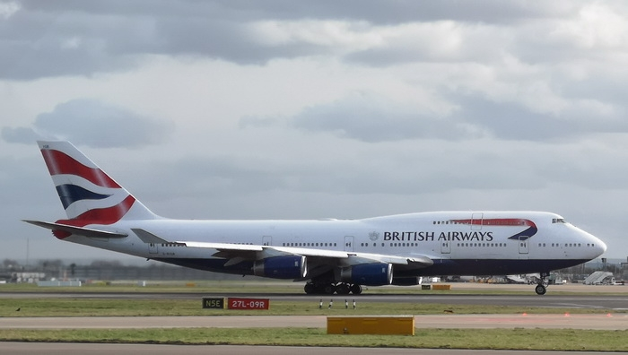1:400 British Airways B747- ...