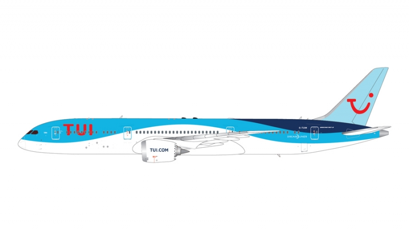 1:200 TUI Airways 787-9 ( P ...