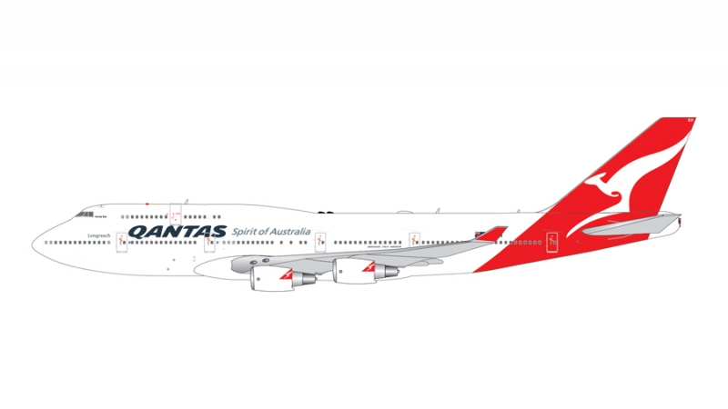 1:400 Qantas Airways 747-40 ...