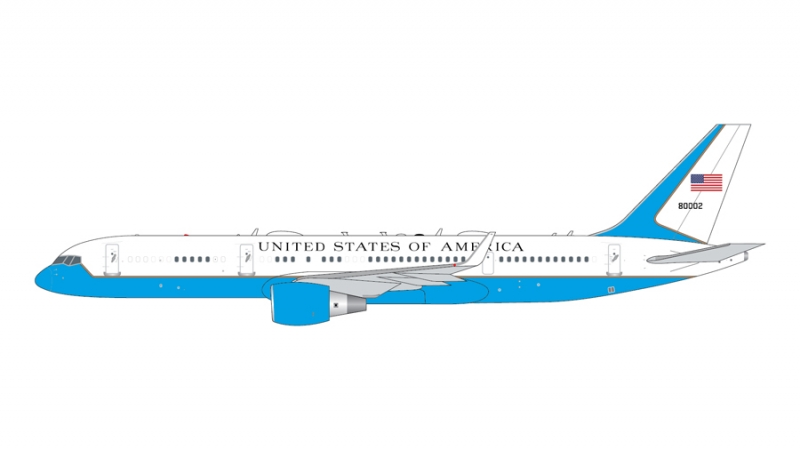 1:400 U.S. Air Force C-32A  ...