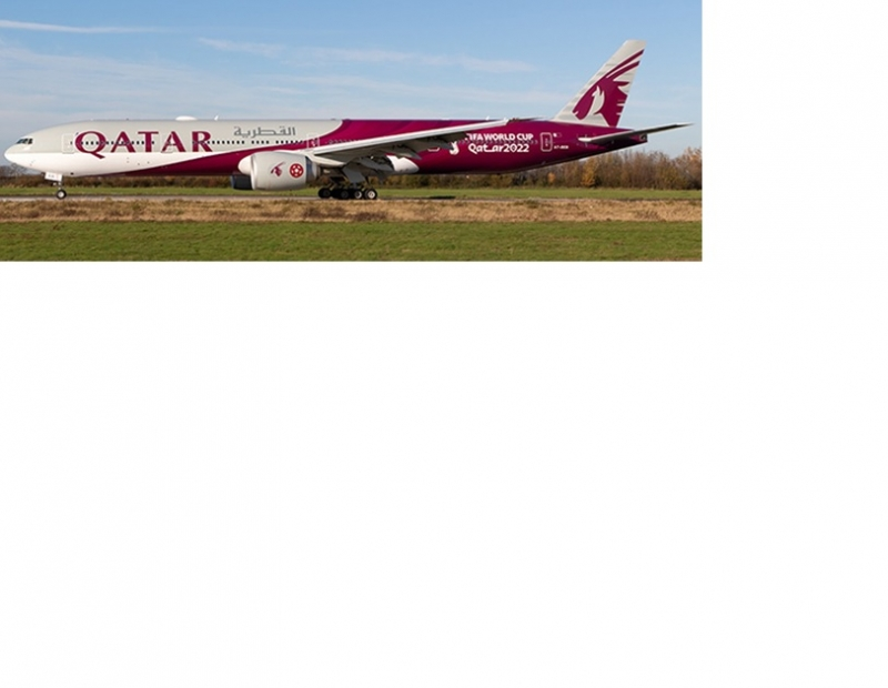 1:400 Qatar Airways B777-30 ...