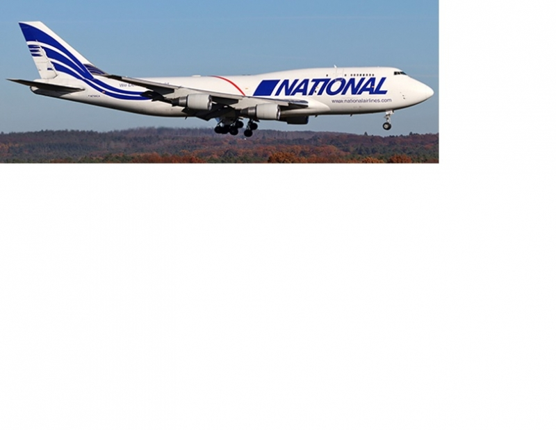 1:400 National Airlines B74 ...