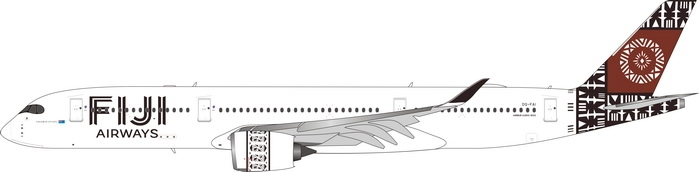 1:400 Fiji Airways A350-900 ...