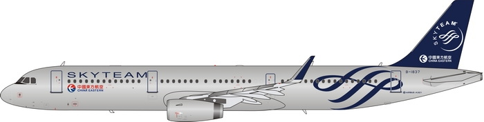 1:400 China Eastern Airlines A321 ( Pre Order Jan Release )