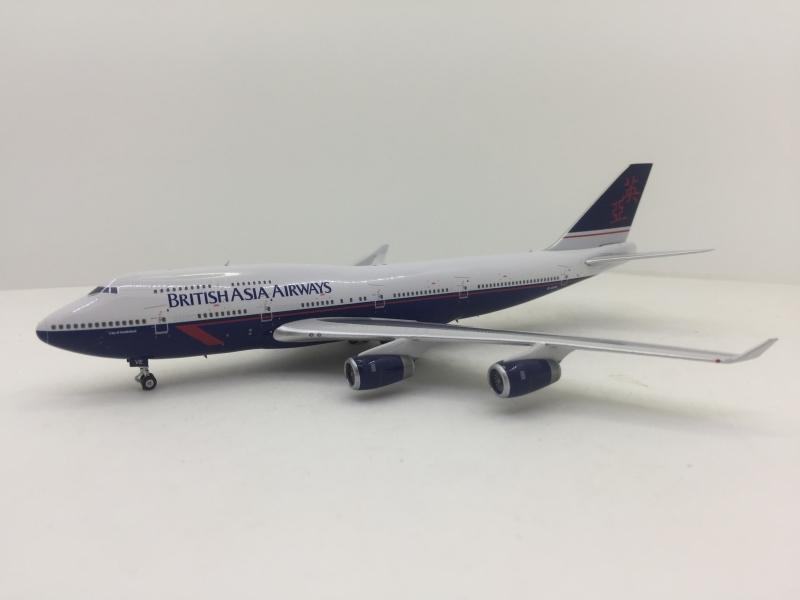 1:400 British Asia Airways  ...