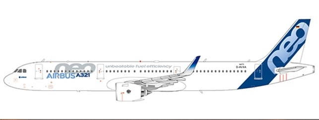 1:200 Airbus Industrie A321 ...