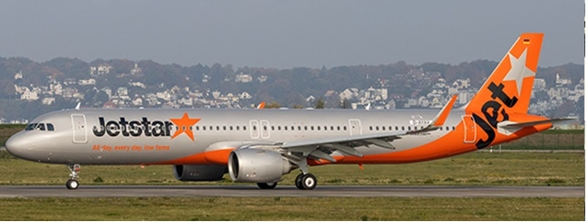 1:400 Jetstar Japan Airways ...