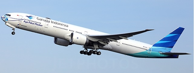 1:400 Garuda Indonesia B777-300ER (Pre Order Now - New Release Coming Soon)