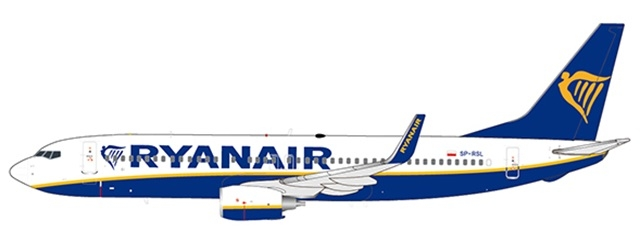 1:400 Ryanair Sun B737-800 ( Pre Order Now - New Release Coming Soon)