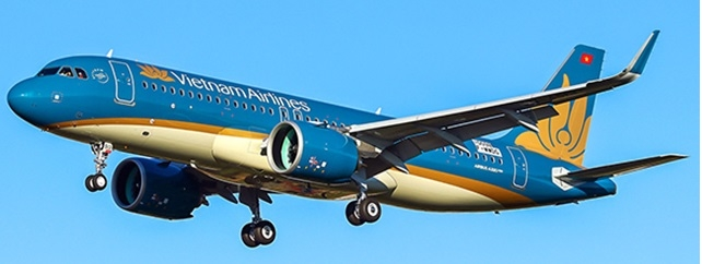 1:400 Vietnam Airlines A320 ...