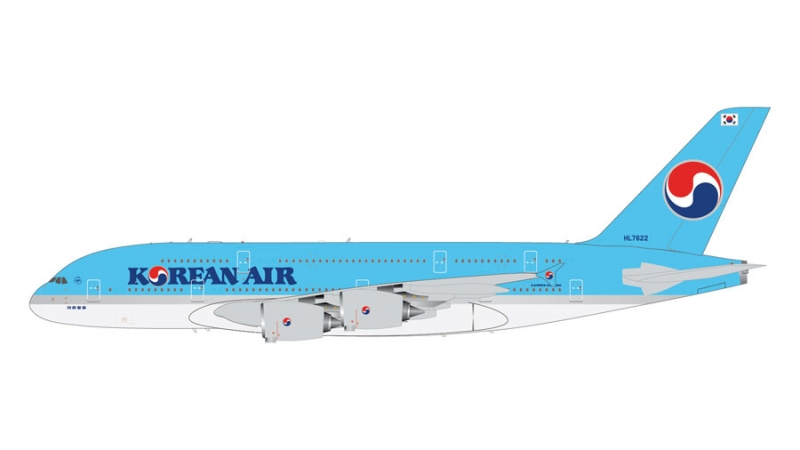 1:200 Korean Air A380