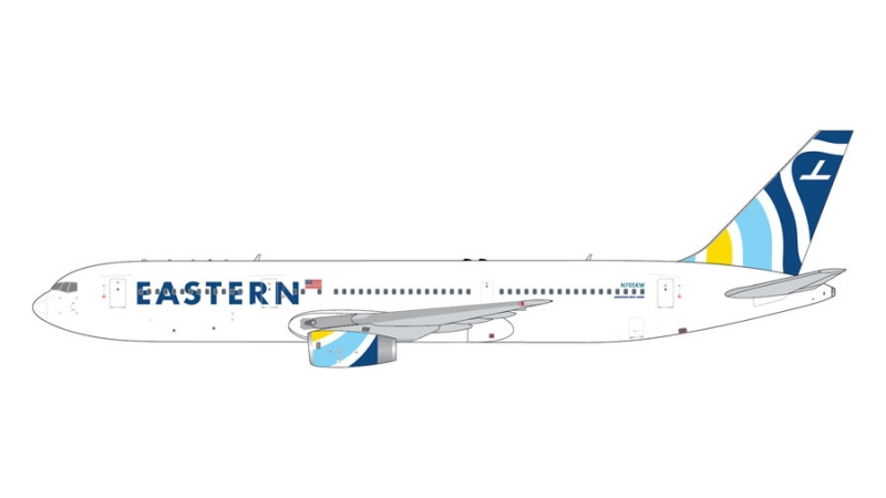 1:400 Eastern Airlines 767- ...