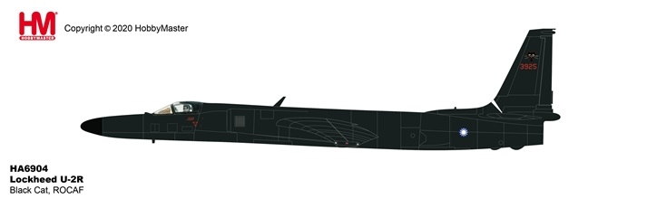 1:72 Black Cat ROCAF U-2R ( ...