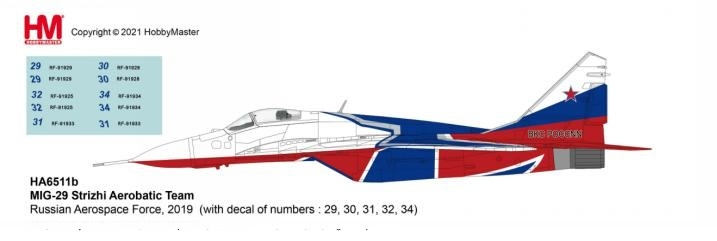 1:72 Strizhi Aerobatic Team ...