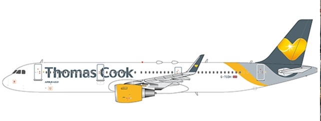1:400 Thomas Cook Airlines  ...