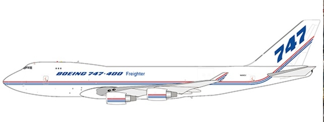 1:400 House Colour B747-400 ...