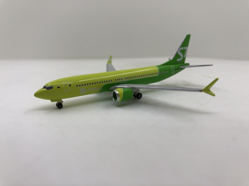 1:500 S7 Airlines  B737 Max ...