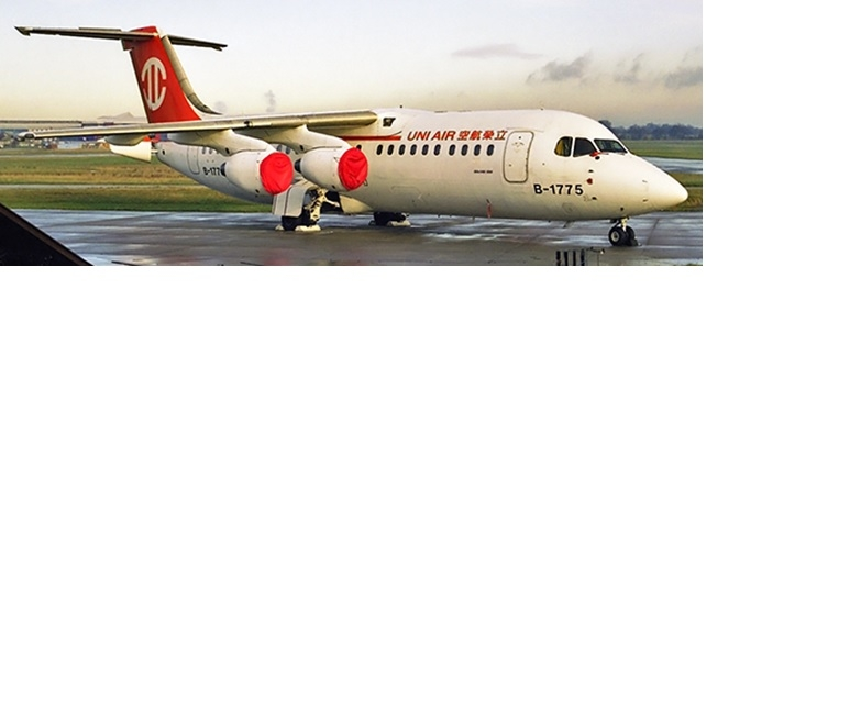 1:200 Uni Air BAE-146