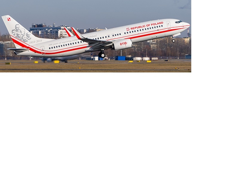 1:200 Poland Air Force B737 ...