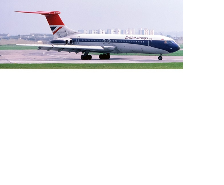 1:200 British Airways VC10