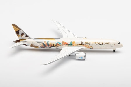 1:500 Etihad Airways B787-9 ...