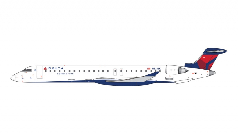 1:400 Delta Connection CRJ9 ...