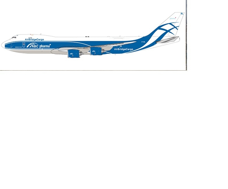 1:200 Air Bridge Cargo B747 ...
