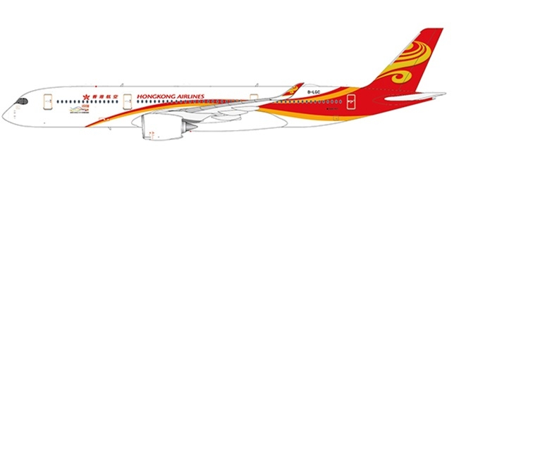 1:400 Hong Kong Airlines Ai ...