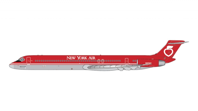 1:400 New York Air MD-80 (P ...