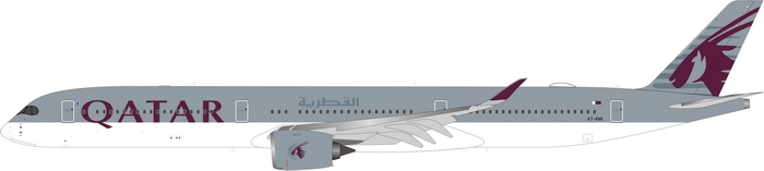 1:400 Qatar Airways A350-10 ...
