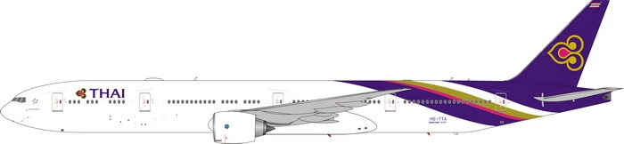1:400 Thai Airways B777-300 ...