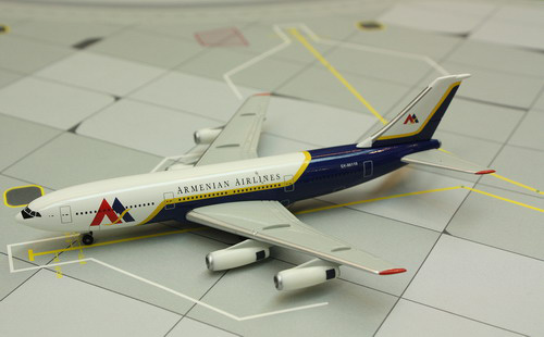1:500 American Airlines IL- ...