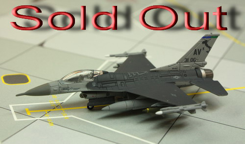 1:200 USAF F-16C Fighting F ...