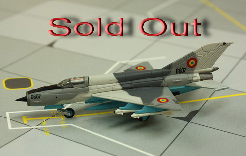 1:200 Romanian Air Force Mi ...